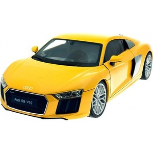 Модель машины Welly 1:24 Audi R8 V10 машина pitstop audi r8 v10 red ps 344996s r