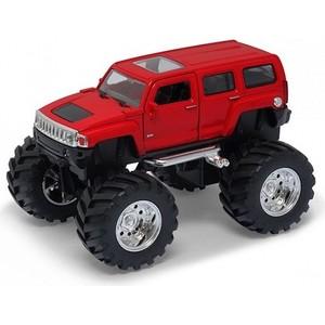 Модель машины Welly 1:34-39 Hammer H3 Big Wheel