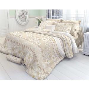 Комплект постельного белья Verossa Constante 1,5 сп, перкаль, Sharm с наволочками 50x70 (193669) одеяло облегченное verossa constante classic