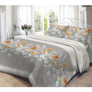 Комплект постельного белья Нежность Евро, поплин Марта с наволочками 70x70 (702075)