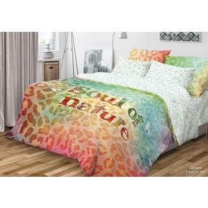 Комплект постельного белья Волшебная ночь 1,5 сп, ранфорс, Diamond с наволочками 70x70 (701967)