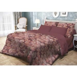 Комплект постельного белья Волшебная ночь 1,5 сп, ранфорс, Rose с наволочками 50x70 (702121)