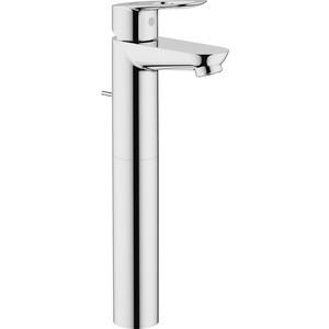 Смеситель для раковины Grohe BauLoop гладкий корпус (32856000) смеситель для раковины высокий grohe eurostyle гладкий корпус белый 23570ls3