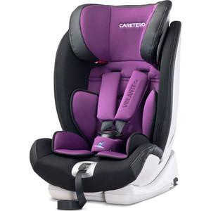 Автокресло Caretero VolanteFix ISOFIX (9-36 кг) Purple (фиолетовый)