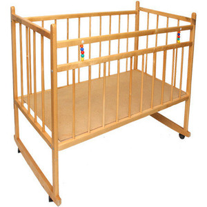 Мишутка-13 Кровать детская - (светлая)