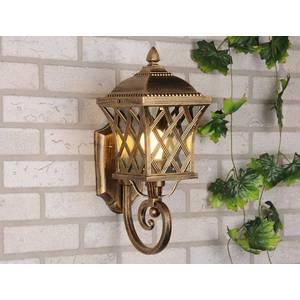 Уличный настенный светильник Elektrostandart 4690389017322