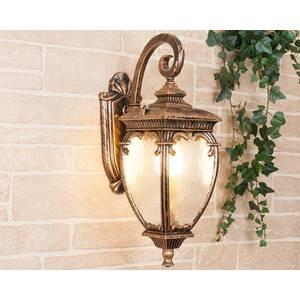 Уличный настенный светильник Elektrostandart 4690389042676