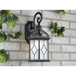 Уличный настенный светильник Elektrostandart 4690389012150
