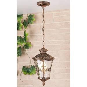 Уличный подвесной светильник Elektrostandart 4690389042881