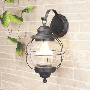 Уличный настенный светильник Elektrostandart 4690389064982