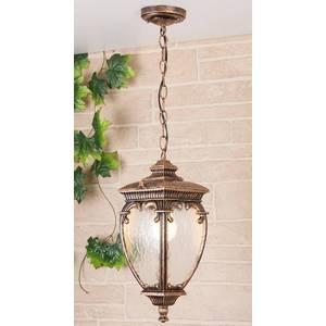 Уличный подвесной светильник Elektrostandart 4690389042737