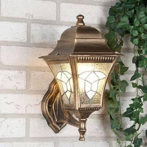 Уличный настенный светильник Elektrostandart 4690389012167