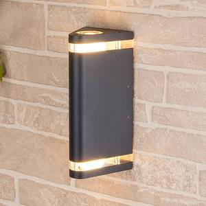 Уличный настенный светильник Elektrostandart 4690389067778
