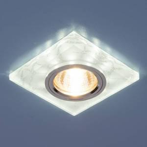 Точечный светильник с двойной подсветкой Elektrostandard 4690389060649