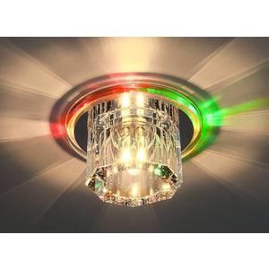 Точечный светильник с двойной подсветкой Elektrostandard 4690389003158