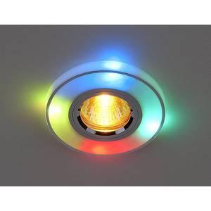 Точечный светильник с двойной подсветкой Elektrostandart 4607176196290