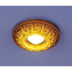 Точечный светильник с двойной подсветкой Elektrostandart 4690389030512