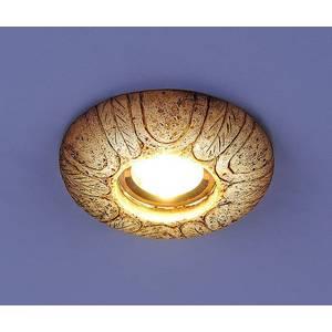 Точечный светильник с двойной подсветкой Elektrostandart 4690389030529