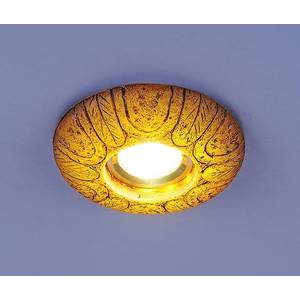 Точечный светильник с двойной подсветкой Elektrostandart 4690389030536