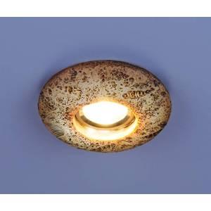 Точечный светильник с двойной подсветкой Elektrostandart 4690389030543
