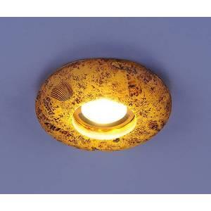 Точечный светильник с двойной подсветкой Elektrostandart 4690389030550
