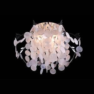 Потолочный светильник Eurosvet 60020/4 хром/перламутр подвесной светильник eurosvet 60022 4 хром перламутр