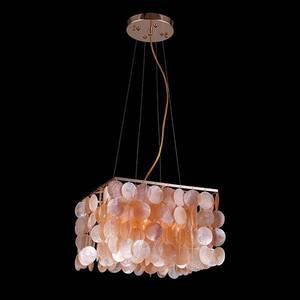 Потолочный светильник Eurosvet 60022/4 золото/коралловый подвесной светильник eurosvet 60022 4 хром перламутр