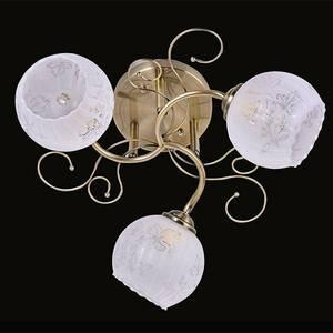 Потолочная люстра Eurosvet 30056/3 античная бронза