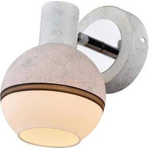 Спот Eurosvet 20037/1 хром/серый