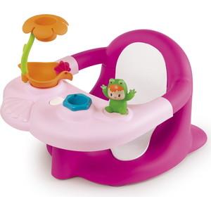 Стульчик Smoby для ванной, розовый, 49х34х26см