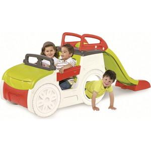 Игровой комплекс Smoby Машина приключений, 233х68х91см цена и фото