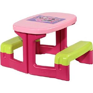Столик Smoby для пикника Minnie плед для пикника спб