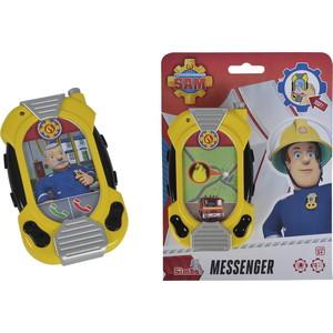 Игрушка Simba Пожарный Сэм, Смартфон со звуком, 12см квадроцикл simba пожарный сэм меркурий со светом фигурка и акс 11 16 12см