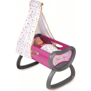 Колыбель для пупса Smoby Baby Nurse, 52х33х76см