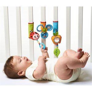 Подвесная игрушка Tiny love Летняя поляна на липучке 1303605830 (490)