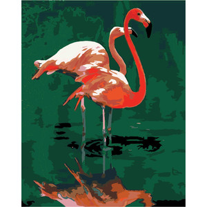 Росмэн Розовый фламинго портативная акустика hi fun hi bomb 2 pink