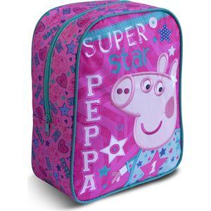 Рюкзак средний Росмэн Свинка Пеппа. Superstar (30287)