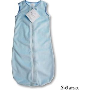 Детский спальный мешок SwaddleDesigns zzZipMe 3-6 M PB Baby Velvet/PB батарейки sony 335 sr512swn pb 1шт
