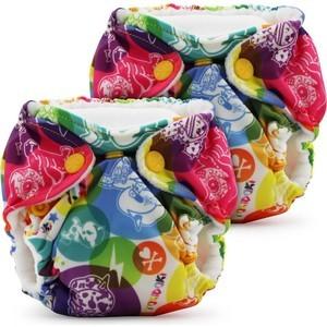 Многоразовые подгузники Kanga Care для новорожденных Lil Joey - 2 шт. tokiCorno