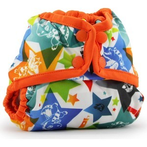 Подгузник для плавания Kanga Care Newborn Snap Cover - Dragons Fly/Poppy sits диван poppy