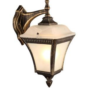 Уличный настенный светильник Artelamp A3161AL-1BN