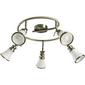Спот Artelamp A9231PL-5AB подвесной светильник artelamp milanese a4530lm 5ab