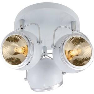Спот Artelamp A4508PL-3WH подвесной светильник artelamp brooklyn a6604sp 3wh