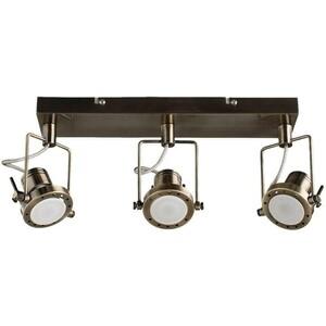Спот Artelamp A4300PL-3AB бра artelamp interior a7107ap 1ab