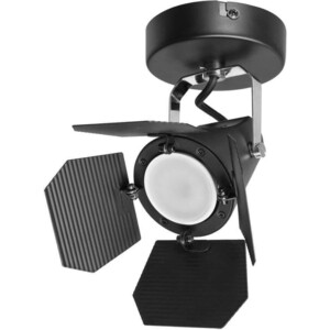 Спот Artelamp A3092AP-1BK artelamp a6520pl 1bk