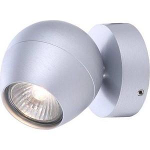 Спот Artelamp A5781AP-1SS бра artelamp interior a7108ap 1ss