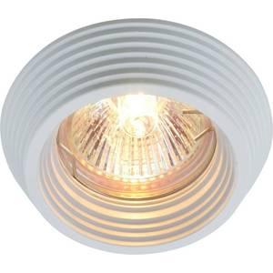 Точечный светильник Artelamp A1058PL-1WH встраиваемый спот точечный светильник artelamp cryptic a8050pl 1wh