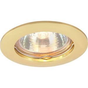 Точечный светильник Artelamp A2103PL-1GO