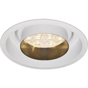 Встраиваемый светильник Artelamp A2012PL-1WH