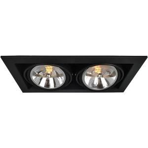 Встраиваемый светильник Artelamp A5935PL-2BK